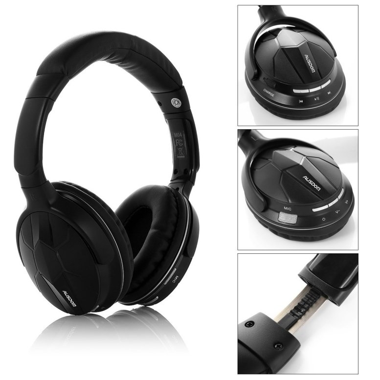 Ausdom M04 Bluetooth Headphones