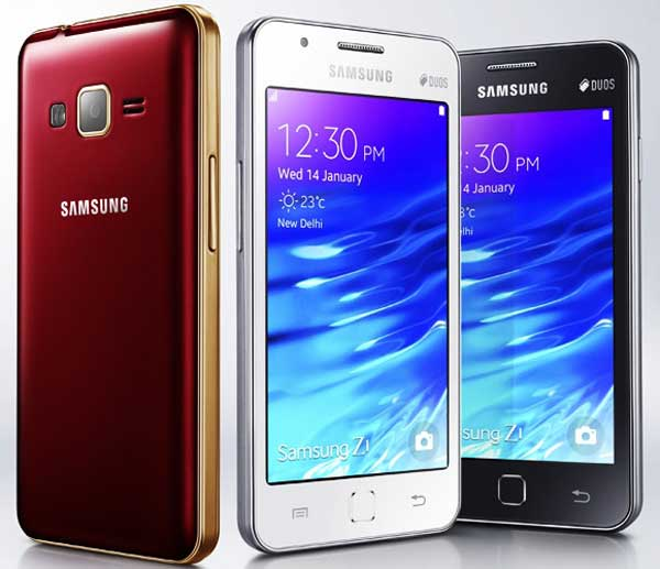 Samsung-Z1-phone
