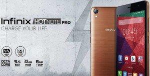 Infinix Hot Note Pro