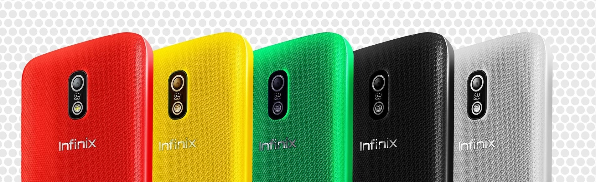 list of all the infinix android smartphone