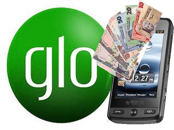 glo credits transfer