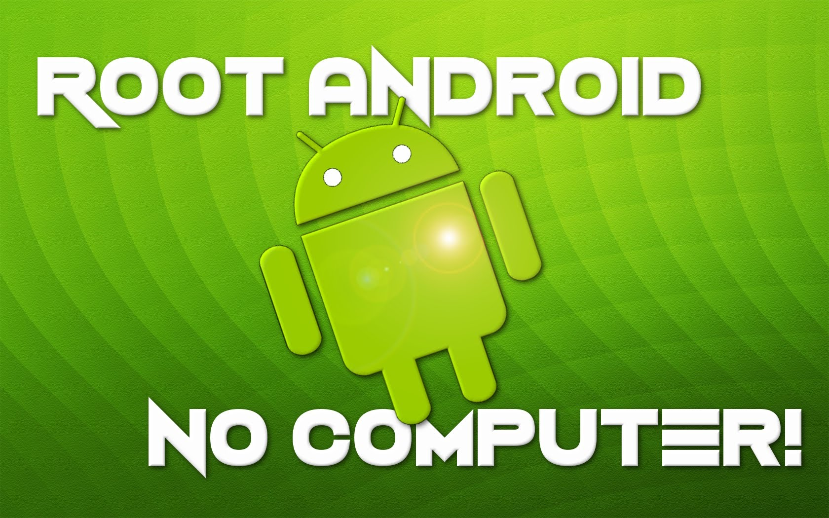 Root Any Android Smartphone