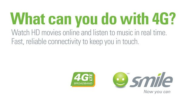 Unlimited Download on Smile, Spectranet & Swif