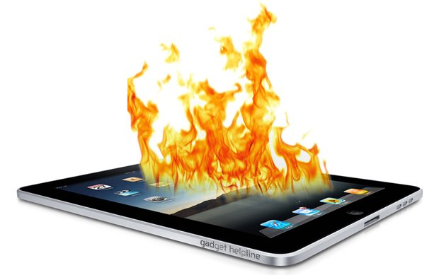 android overheating