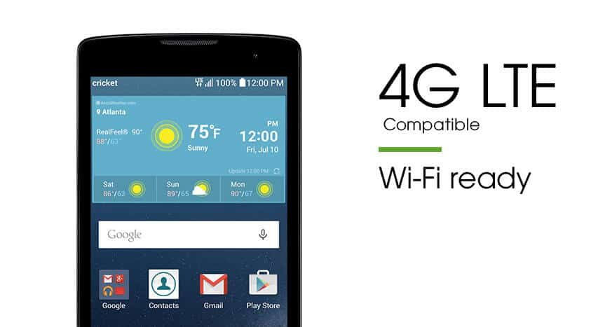 4g mobile smartphone