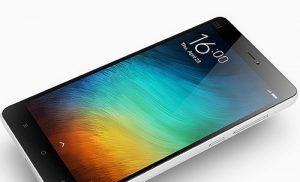 Xiaomi mi 4c mobile