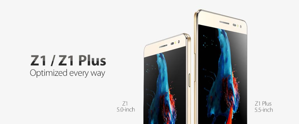 xtouch z1 and z1 plus