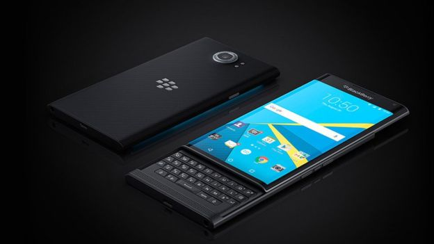 BlackBerry Priv.
