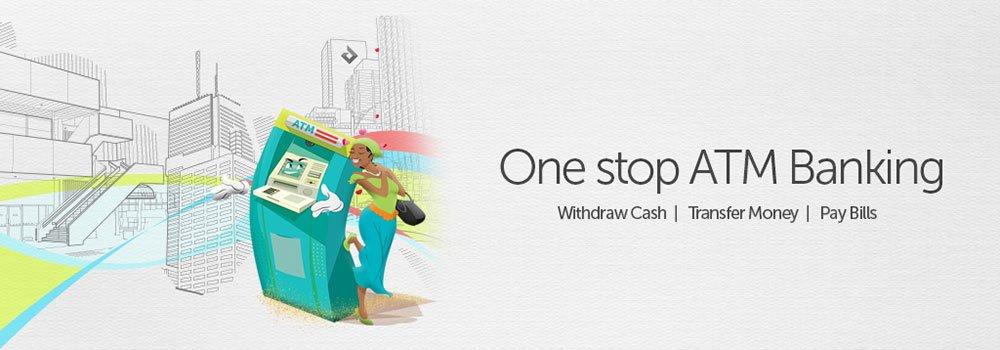Diamond Bank One-Stop ATM