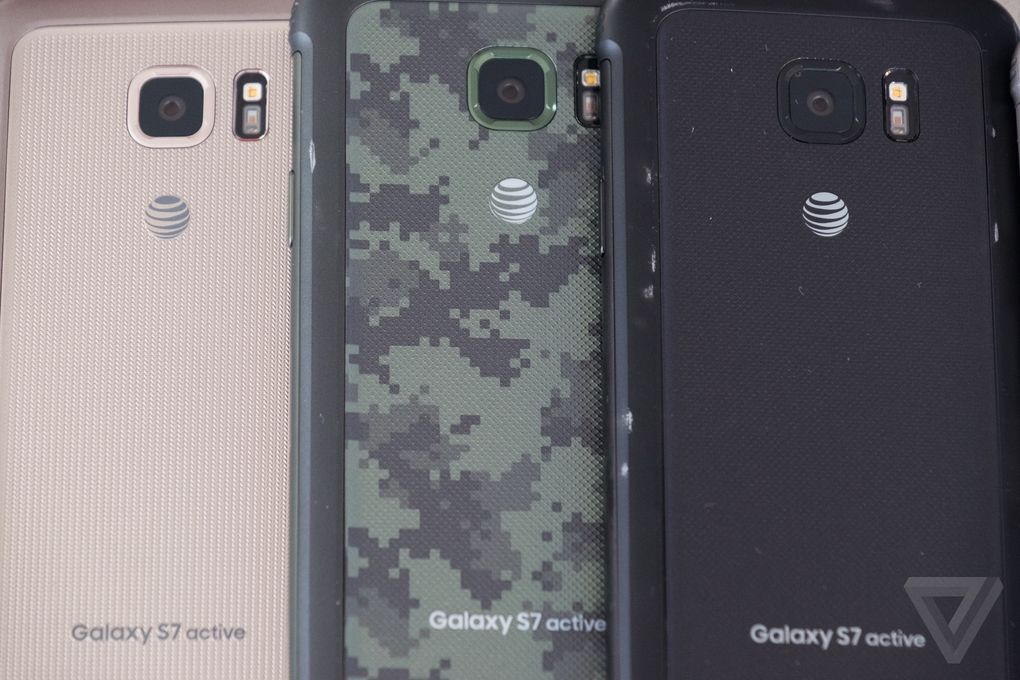 Galaxy S7 Active picture