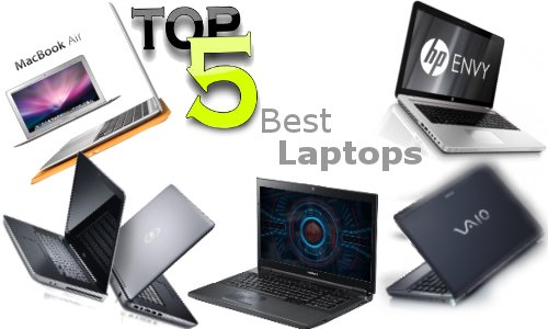 top 5 best laptops in nigeria