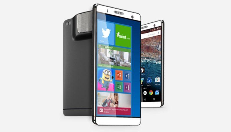 Akymen holofone smartphone