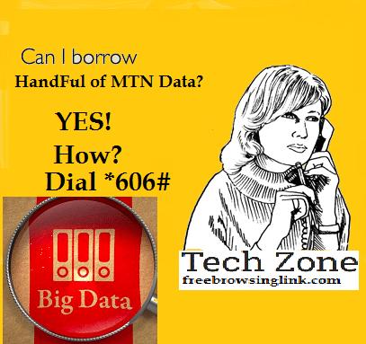 borrow mtn data