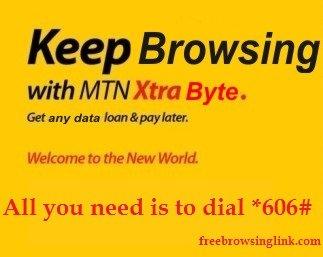 mtn xtrabytes data lending
