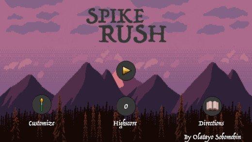spike-rush