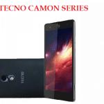 Updates; Tecno Camon Android Phones Series Specs & Price in Nigeria
