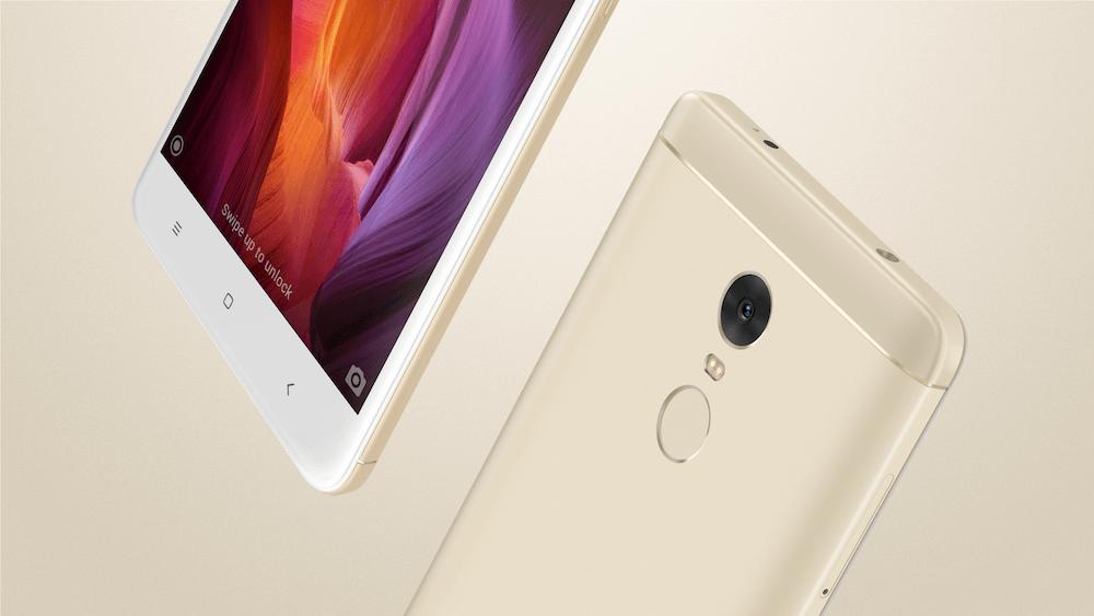 Xiaomi's Redmi Note 4 phone