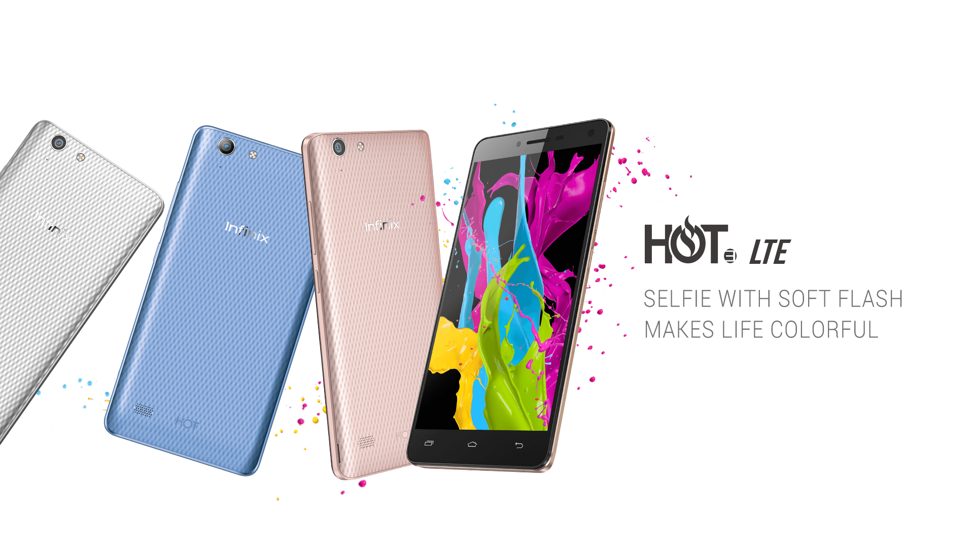 Infinix Hot 3 lte android
