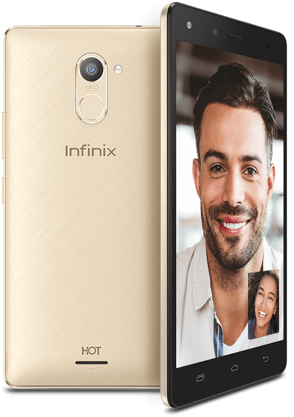 infinix hot 4 pro android
