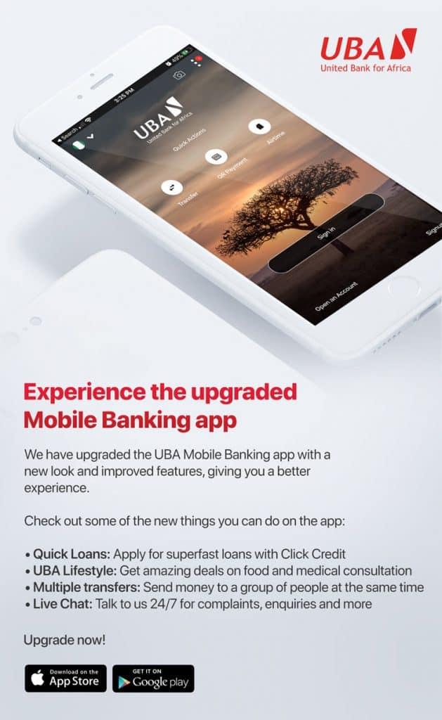 uba app
