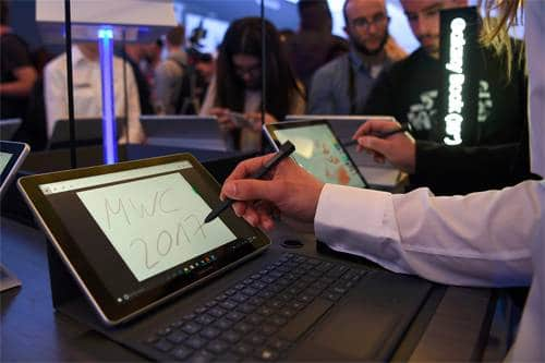 Samsung Galaxy Book 10.6 and 12-inch models