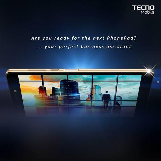 tecno phonepad 2017
