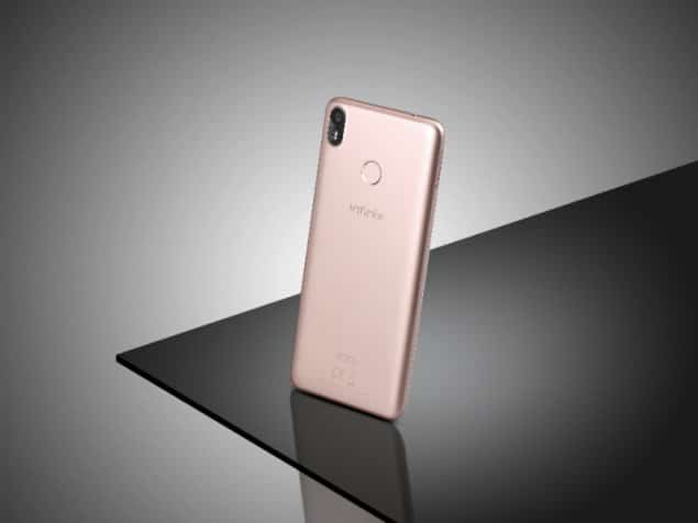 infinix hot s3 android