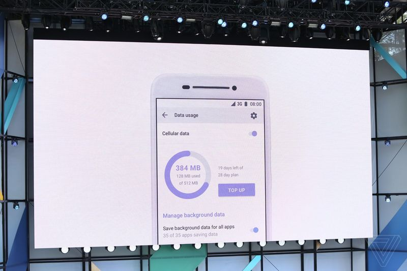 android go saves data