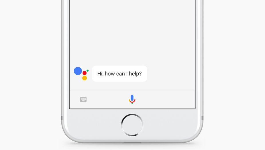 google assistance on iphone