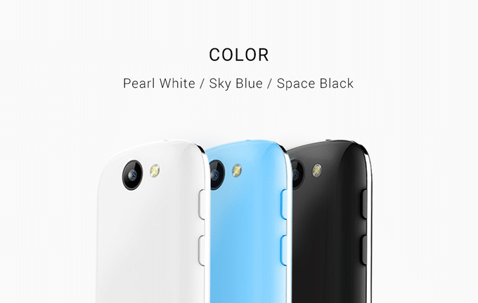 jelly color smartphone