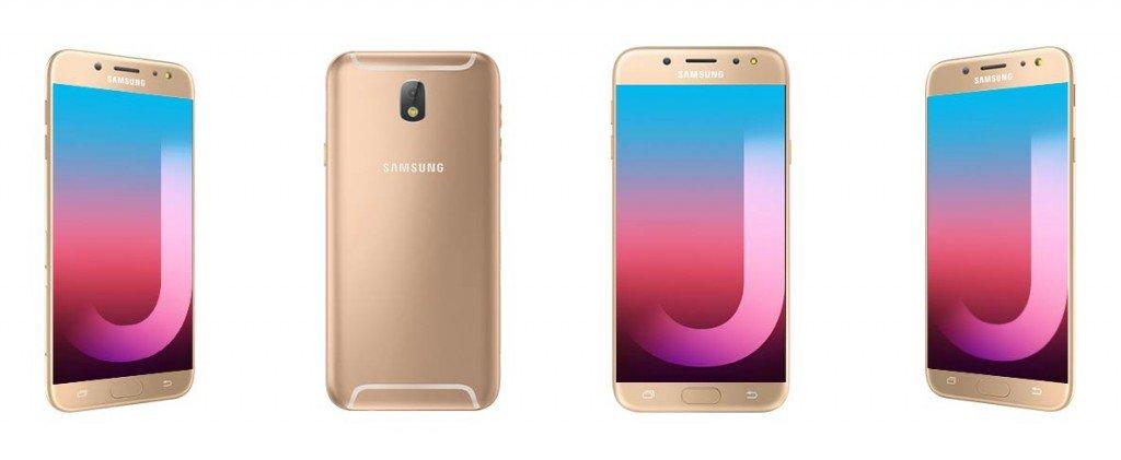 Samsung Galaxy J7 Pro and galaxy J7 Max