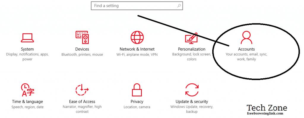 run laptop without password2