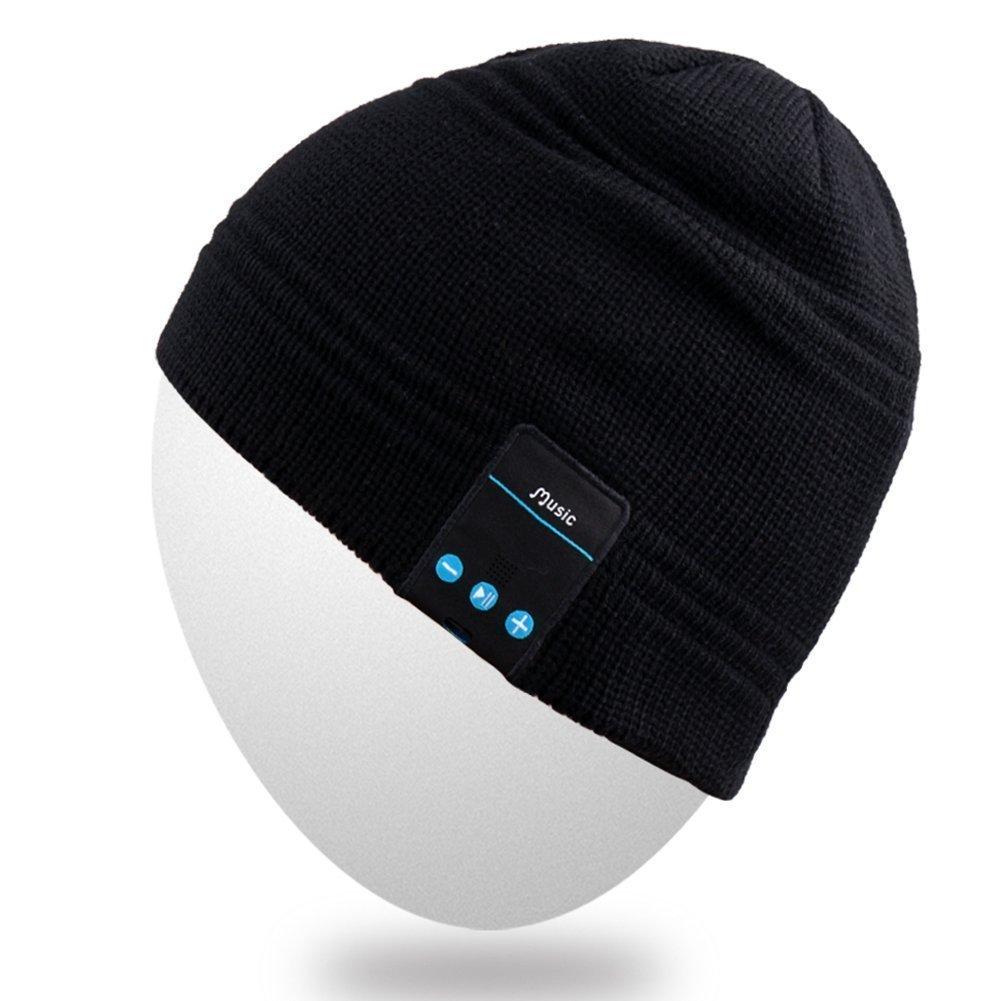 Rotibox Wireless Bluetooth Beanie Hat Cap