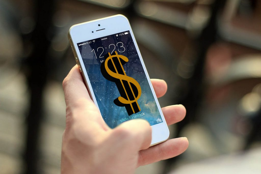 apps used to making money