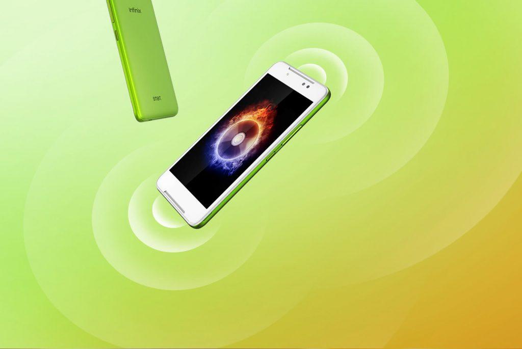 infinix smart phone