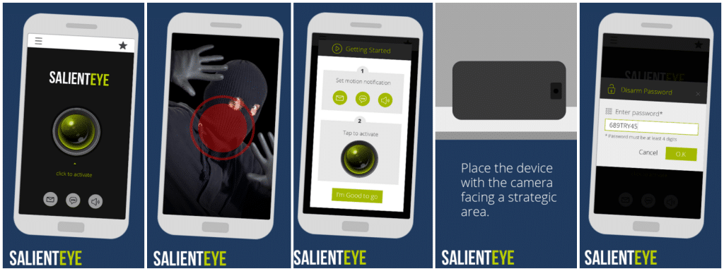 Sailent Eye