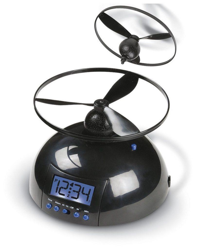 Flying Alarms