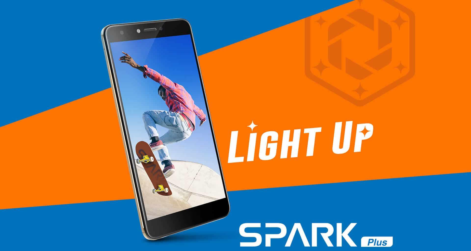 Tecno Spark Plus