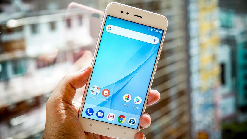Xiaomi Mi A1 phone