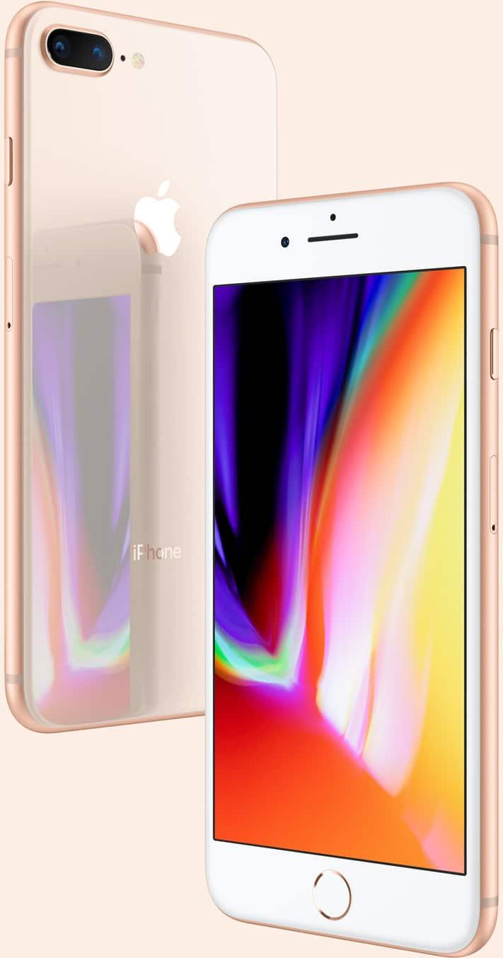 iPhone 8 and iPhone 8 Plus design