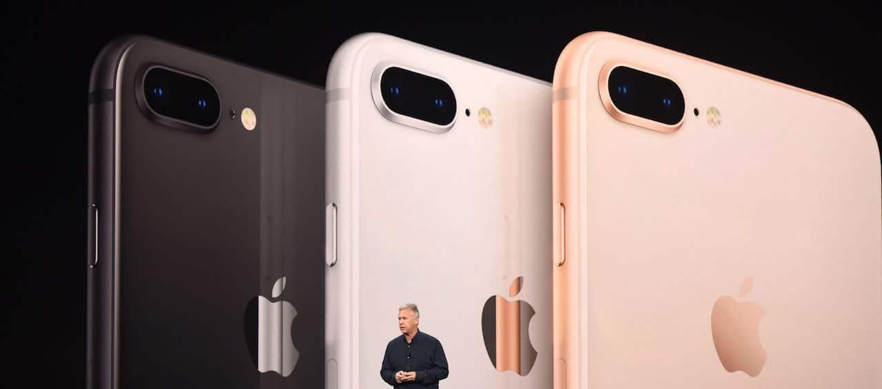 iphone 8 plus colors