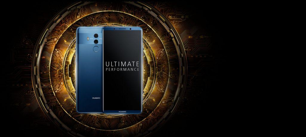 Huawei Mate 10 Pro device
