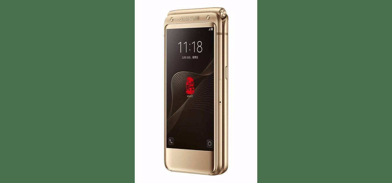 samsung w2017 phone