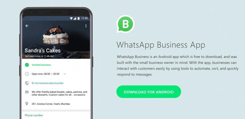 WhatsApp Business1