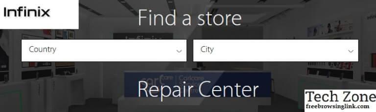 Infinix Store and Repair Center