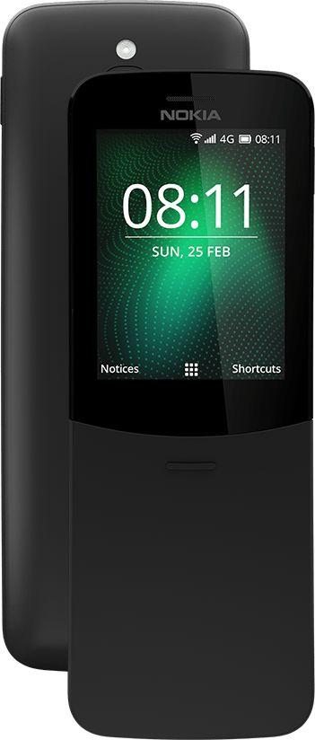 Nokia 8110 4G Reloaded black
