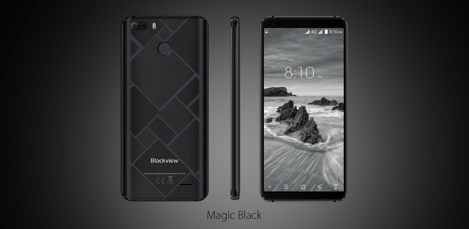 Blackview S6 and S6 Pro