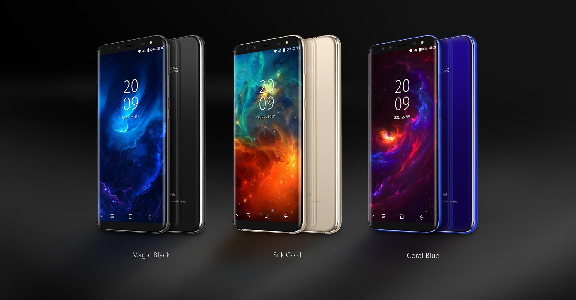 Blackview S8 smartphone