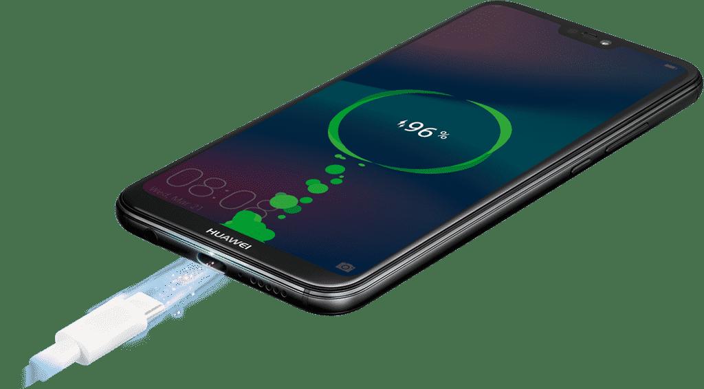 HUAWEI nova 3e smartphone