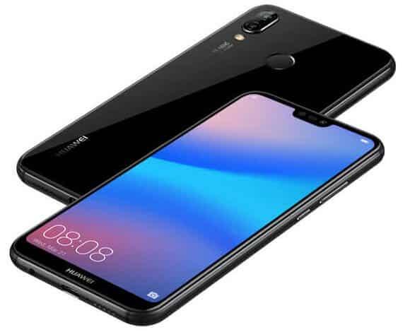 Huawei P20 phone